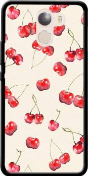 Cherry Pattern Case for Wileyfox Swift 2x