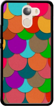 Circles Multicolor Case for Wileyfox Swift 2x
