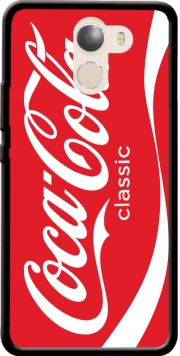 Coca Cola Rouge Classic Case for Wileyfox Swift 2x