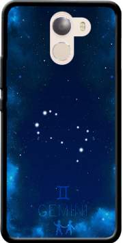Constellations of the Zodiac: Gemini Case for Wileyfox Swift 2x