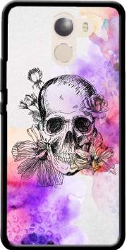 Color skull Case for Wileyfox Swift 2x
