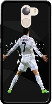 Cristiano Ronaldo Celebration Piouuu GOAL Abstract ART Case for Wileyfox Swift 2x
