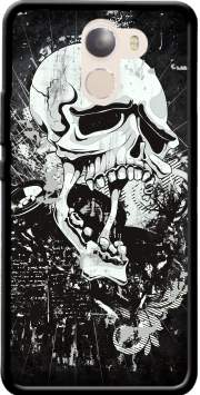 Dark Gothic Skull Wileyfox Swift 2x Case