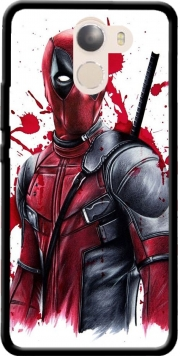 Deadpool Painting Case for Wileyfox Swift 2x