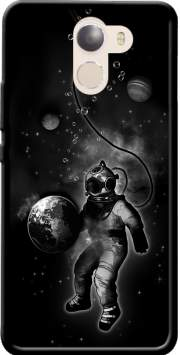 Deep Sea Space Diver Case for Wileyfox Swift 2x