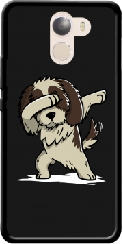 Dog Shih Tzu Dabbing Wileyfox Swift 2x Case