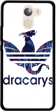 Dracarys Floral Blue Wileyfox Swift 2x Case