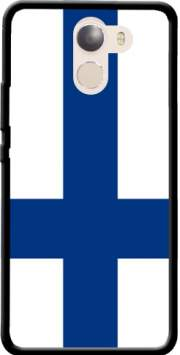 Flag of Finland Case for Wileyfox Swift 2x