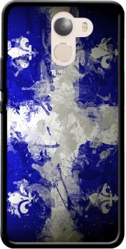 Drapeau Quebec Peinture Wileyfox Swift 2x Case