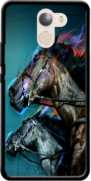 Horse-race - Equitation Case for Wileyfox Swift 2x