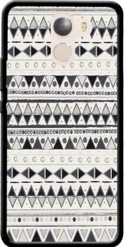 Ethnic Candy Tribal in Black and White Case for Wileyfox Swift 2x