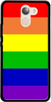 Flag Gay Rainbow Case for Wileyfox Swift 2x