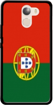 Flag Portugal Case for Wileyfox Swift 2x
