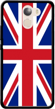 Flag Union Jack Case for Wileyfox Swift 2x
