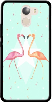 FLAMINGO PARTY Case for Wileyfox Swift 2x