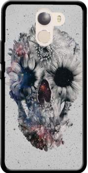 Floral Skull 2 Case for Wileyfox Swift 2x