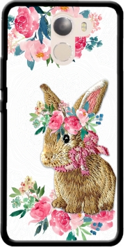 Flower Friends bunny Lace Wileyfox Swift 2x Case