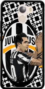 Football Stars: Carlos Tevez - Juventus Case for Wileyfox Swift 2x