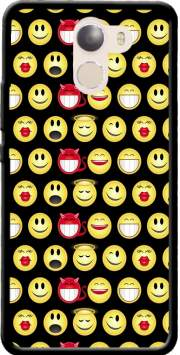 funny smileys Case for Wileyfox Swift 2x
