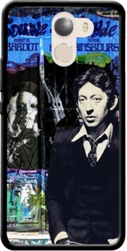 Gainsbourg Smoke Wileyfox Swift 2x Case