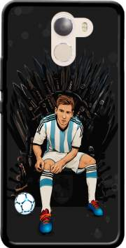 Game of Thrones: King Lionel Messi - House Catalunya Case for Wileyfox Swift 2x