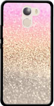 Gatsby Glitter Pink Case for Wileyfox Swift 2x
