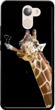 Girafe smoking cigare Wileyfox Swift 2x Case