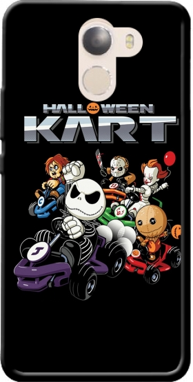 Case Halloween Kart for Wileyfox Swift 2x