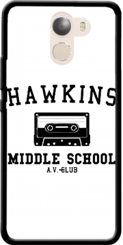 Hawkins Middle School AV Club K7 Case for Wileyfox Swift 2x