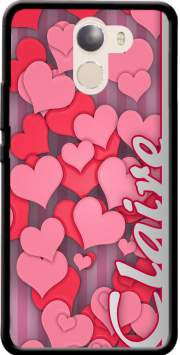 Heart Love - Claire Case for Wileyfox Swift 2x