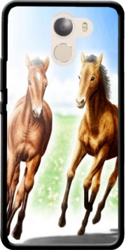 Horse And Mare Case for Wileyfox Swift 2x