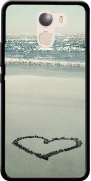 I Heart the Beach Case for Wileyfox Swift 2x