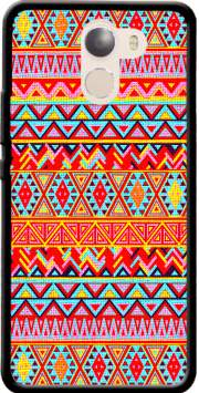 India Style Pattern (Multicolor) Case for Wileyfox Swift 2x