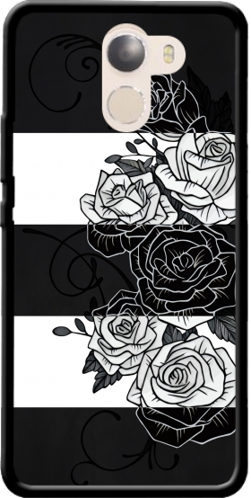 Case Inverted Roses for Wileyfox Swift 2x