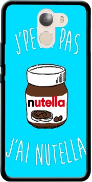 Je peux pas jai nutella Case for Wileyfox Swift 2x