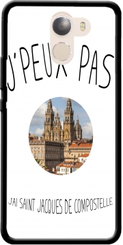 Je peux pas jai saint jacques de compostelle Case for Wileyfox Swift 2x