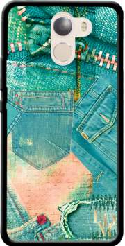 Jeans Case for Wileyfox Swift 2x