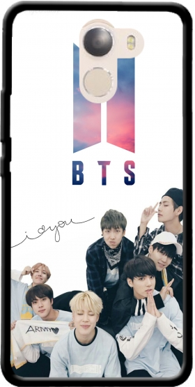 Case K-pop BTS Bangtan Boys for Wileyfox Swift 2x
