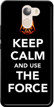 Keep Calm And Use the Force Case for Wileyfox Swift 2x