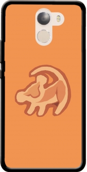 Lion King Symbol by Rafiki Case for Wileyfox Swift 2x