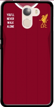 Liverpool Home 2018 Case for Wileyfox Swift 2x