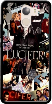 Lucifer Collage Wileyfox Swift 2x Case