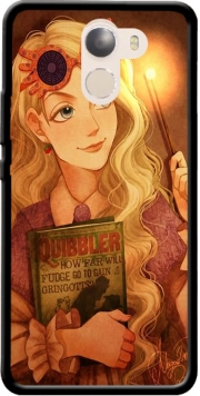 Luna Lovegood Art Painting Wileyfox Swift 2x Case