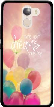 make your dreams come true Case for Wileyfox Swift 2x