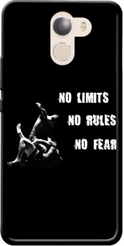 MMA No Limits No Rules No Fear Case for Wileyfox Swift 2x