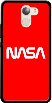 Nasa Red Logo Fail Wileyfox Swift 2x Case
