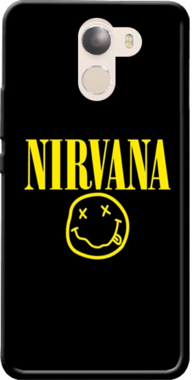Case Nirvana Smiley for Wileyfox Swift 2x