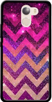PARTY CHEVRON GALAXY  Case for Wileyfox Swift 2x