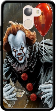 Pennywise Ca Clown Red Ballon Wileyfox Swift 2x Case
