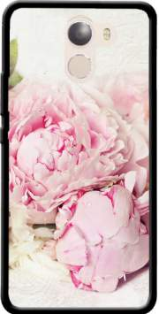 peonies on white Case for Wileyfox Swift 2x